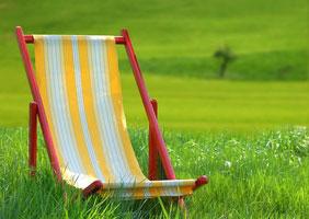 Was man beim Sonnenbaden über's Zielesetzen lernen kann.