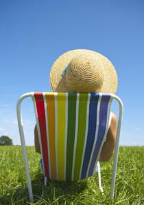 Warum man durch Urlaub Gewinn erwirtschaften kann.